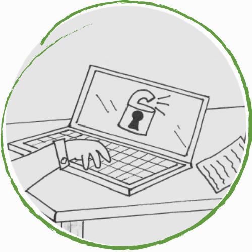 Cyber Liability Eddy CIRCLE GREEN 2