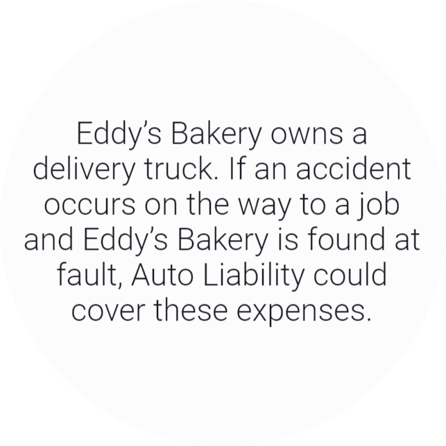 Auto Liability Circle