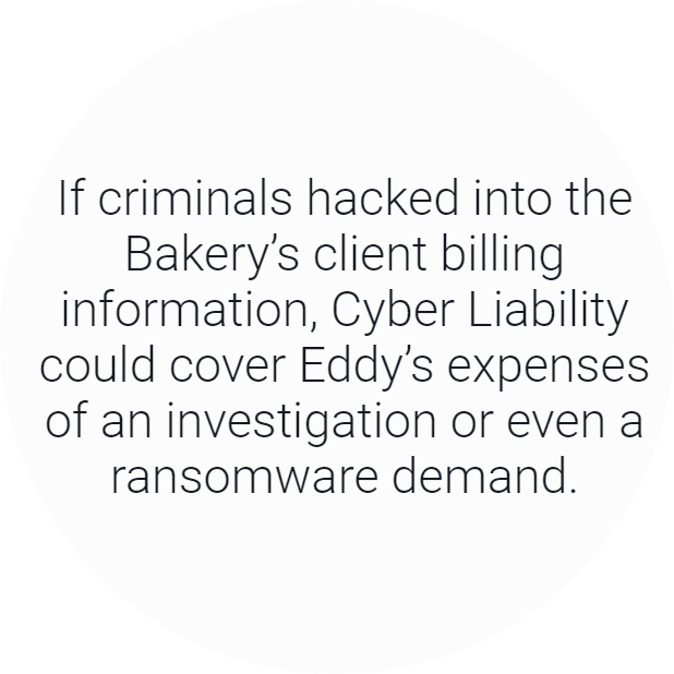 Cyber Liability Circle